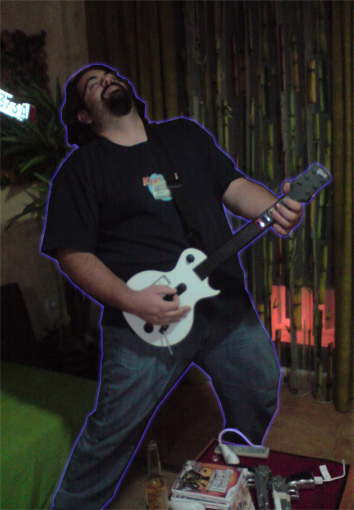 forny guitar hero