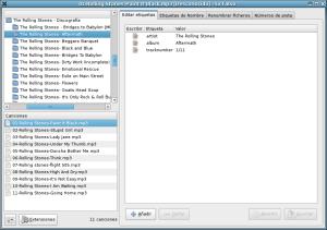 Etiquetas MP3