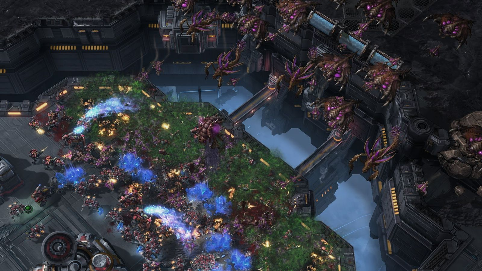 Starcraft  Heart Of The Swarm V Builds
